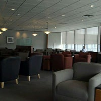 Photo taken at United Club by Albert H. on 10/4/2011