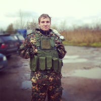 Photo taken at Война by Dmitry K. on 10/23/2011