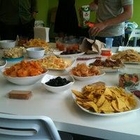 Photo taken at SoloStocks HQ by Rodrigo M. on 8/11/2011