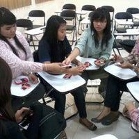 Photo taken at Fakultas Hukum Undip  Ruang H.307 by hasunachan on 5/23/2012