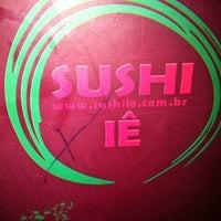 Foto tirada no(a) Sushi Iê por Luciana M. em 5/20/2012