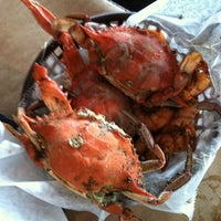 Photo taken at Hooper's Crab House by Shane M. on 7/19/2011