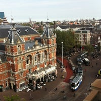 Photo taken at Leidseplein by Michel D. on 9/16/2011