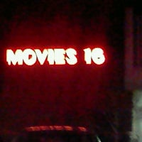 Photo taken at Cinemark Movies 16 by Joe S. on 11/21/2011