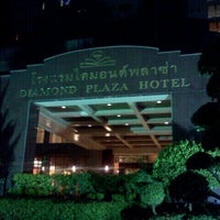 Photo taken at Diamond Plaza Hotel by Neung S. on 9/7/2011