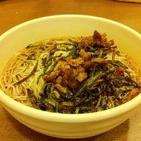 Photo taken at 臻味面馆 by sing yee on 11/13/2011