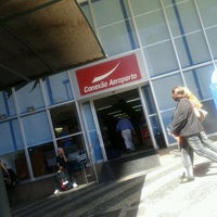 Photo taken at Conexão Aeroporto by Ismael C. on 8/25/2011