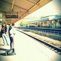 Photo taken at Platform 2 by Toru M. on 10/18/2011