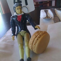 Photo taken at Renaud's Patisserie & Bistro by Tiny Beethoven on 4/16/2012