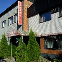 Photo taken at Perhehotelli Nurmela by Tomi H. on 8/9/2012