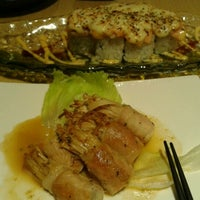 Photo taken at Sushi Zento by Shan Shan L. on 3/24/2012