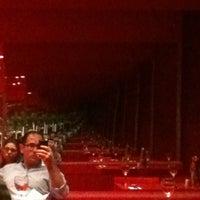 Photo taken at Kırmızı Restaurant by Ahmet S. on 11/26/2011