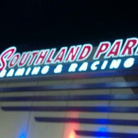 Photo taken at Southland Park Gaming & Racing by Karl M. on 12/26/2011