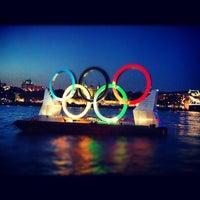 Photo taken at 3 More London Riverside by Ish H. on 7/26/2012