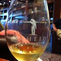 Photo taken at Scheid Vineyards Tasting Room by Michael B. on 9/11/2011