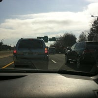 Photo taken at Interstate 278 (Staten Island Expy) by Matt P. on 3/20/2012
