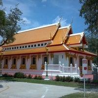 Photo taken at Wat Mongkolratanaram Buddhist Temple by Melissa S. on 6/3/2012