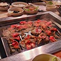 Photo taken at Cham Sut Gol Korean BBQ by Jimmy N. on 1/7/2012