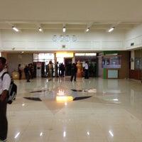 Photo taken at Halim Perdana Kusuma International Airport (HLP) by Eko H. on 6/11/2012