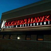 Photo taken at Cooper's Hawk Winery & Restaurant by Luigi L. on 6/14/2011