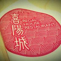 Photo taken at Regal House Restaurant Kepong Baru by Kong X. on 10/29/2011
