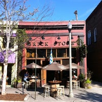 Photo taken at Brick Store Pub by Alan B. on 10/6/2011