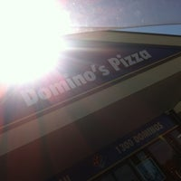 Photo taken at Domino's Pizza by Alexander on 8/12/2012