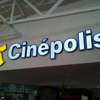 Photo taken at Cinépolis by Juan Diego C. on 11/24/2011