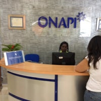 Photo taken at ONAPI by Manuel E. D. on 9/7/2012