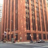 Photo taken at NYU 726 Broadway Building by Ruslan T. on 8/16/2012