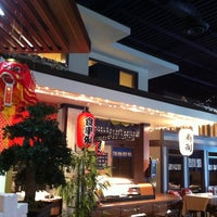 Photo taken at Axia Restaurant & Bar by yuni y. on 8/6/2011