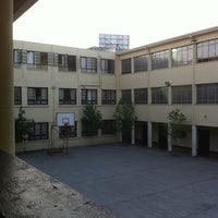 Photo taken at Escuela Basica D20 by Claudio S. on 10/18/2011