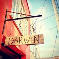 Photo taken at Darwin Cafe by Arthur C. on 2/1/2012