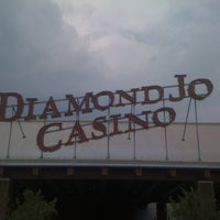 Photo taken at Diamond Jo Casino by Angela G. on 7/28/2011