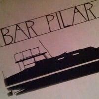 Das Foto wurde bei Bar Pilar von Eric W. am 11/24/2011 aufgenommen