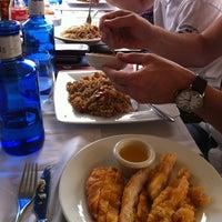 Photo taken at Restaurante Wei Montecarmelo by Javier A. on 5/17/2012