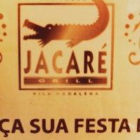 Foto tirada no(a) Jacaré Grill por Diego D. em 12/11/2011