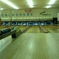 Photo taken at Edgemere Bowl by Mike G. on 1/27/2012