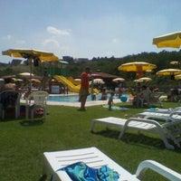 Photo taken at Il Girasole by Gildo P. on 8/18/2011