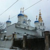 Photo taken at Церковь во имя Петра и Павла by Людмила Б. on 12/3/2011