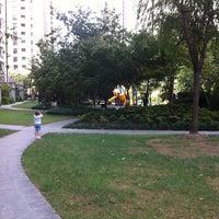 Photo taken at Lakeville Playground by David T. on 9/18/2011