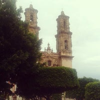 Photo taken at H. Ayuntamiento Taxco by Felix S. on 8/19/2012