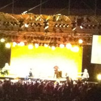 Photo taken at Darwin Amphitheatre by Judy L. on 8/19/2012