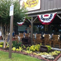 Photo taken at Cracker Barrel Old Country Store by Lynn C. on 5/28/2012