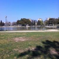 Photo taken at Parque Tío Jorge by Alberto G. on 3/28/2012