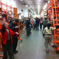 Photo taken at The Home Depot by Gavin A. on 2/9/2012
