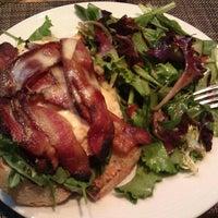 Photo taken at ei8htstone bar & restaurant by Jessica M. on 2/4/2012