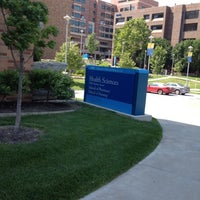 Photo taken at UMKC Hospital Hill by Shazz J. on 5/23/2012
