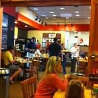 Photo taken at Meatheads Burgers & Fries by John C. on 8/18/2012