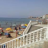 Photo taken at Playa El Salaret / Los Locos by Jorge A. on 6/29/2012